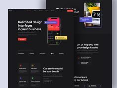Form Design, App Design, Banks Website, Wordpress Website Design, Design System, Website Layout, Landing Page Design, Animation, Web Design Inspiration