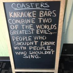 16 Hilarious Bar Signs That Will Make You Want to Drink