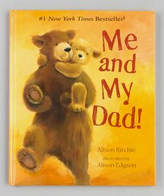 Me and My Dad! Hardcover by Bargain Books on #zulily
