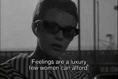 Feelings & luxury - Godard - À bout de souffle - Jean Seberg