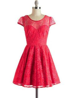 cheap popular pink lace bridesmaid dress with cap sleeve | Cheap bridesmaid dresses Sale