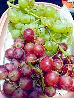 Healthy Snacks   Grapes