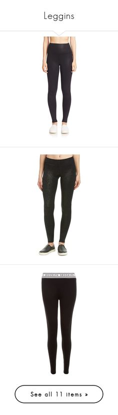 """Leggins"" by kika-ligasova ❤ liked on Polyvore featuring pants, apparel & accessories, high rise pants, slim fit trousers, white high waisted trousers, high-waisted pants, pull on pants, multiple colors, joe's jeans and leggings"