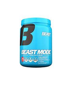 Beast Sports Nutrition Beast Mode Powder, Beast Punch, 549 Gram - Everything Creatine