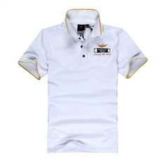 cheap polo ralph lauren Aeronautica Militare Italian Air Force Short Sleeve Men's Polo Shirt White http://www.poloshirtoutlet.us/