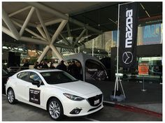 mazda Manufacturer Ride and Drives