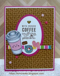 Kim'sCards&Crafts: Inspired by all the little Things 45