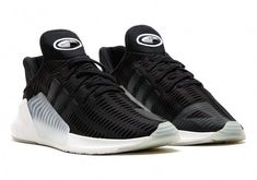 6861d593 ... adidas ClimaCool is undoubtedly an appealing style for the modern  consumer but now its turning things up another notch with a simple black  colourway.