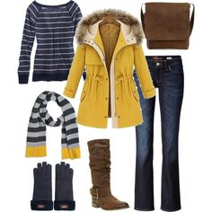 """""""Winter Outfit"""" by mariemarie1267 on Polyvore"""