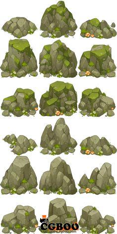 【新提醒】石器冒险手游资源,好的游戏资源... ★ || CHARACTER DESIGN REFERENCES…