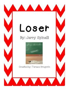 Read the book loser by jerry spinelli online dating