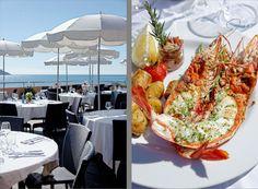 La carte du Mayssa, restaurant à Villefranche-sur-Mer
