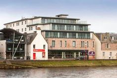 Where we are staying:  Inverness City Centre - Premier Inn