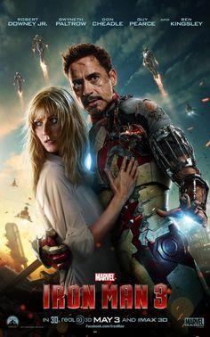 Iron Man Three. It was so good!! Ive already seen it 2x hehe