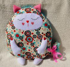 Giachetti Handmade: Подушки котэ \ Cats-Pillows