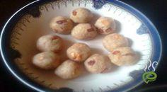 Soft and tasty rava balls