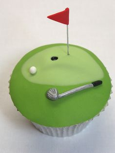 Best Ways to Make Golf Cake Cake (This is an affiliate link) Find out more at the image web link. Golf Cupcakes, Golf Cookies, Fondant Cupcakes, Cupcake Cookies, Themed Cupcakes, Golf Themed Cakes, Golf Birthday Cakes, 60th Birthday, Happy Birthday