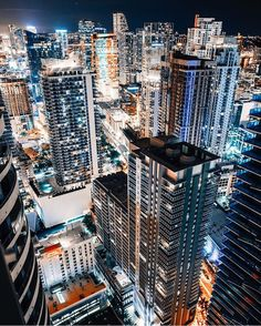 Brickell Miami by @legendaryalex #Miami