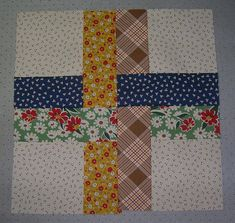Jelly Roll Quilt Along