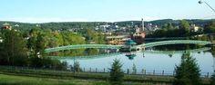 Edmundston – New Brunswick, Canada