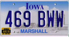iowa license plates - Google Search