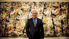 National Gallery of Australia director Gerard Vaughan says funding cuts are 'challenging' - The Canberra Times