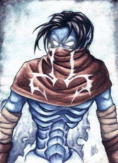 The Soul Reaver by dustMimic