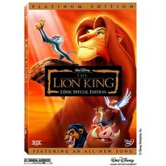 lion king dvd - Google leit ❤ liked on Polyvore featuring movies, disney, electronics, other, dvd and fillers