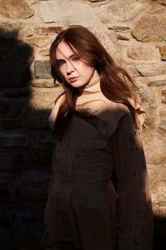 Karen Gillan Is Balancing Life as Both a Marvel Avenger and Hollywood's Newest Triple Threat Karen Sheila Gillan, Drama, Lily Evans, Tribeca Film Festival, Hollywood, Amy Pond, The Girl Who, Female Characters, Redheads