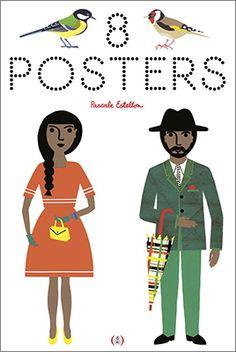 Les Grandes Personnes | 8 Posters pascale estellon août 2015