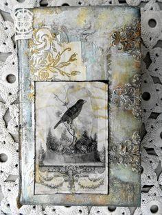 Vintagesavonette: Poesie - Poem in a box