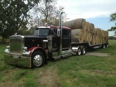 Sweet 359 Peterbilt Big Rig Trucks, Semi Trucks, Cool Trucks, Peterbilt 359, Peterbilt Trucks, Train Truck, Tow Truck, Custom Big Rigs, Custom Trucks