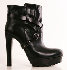 BELSTAFF BOOT dang, these are hot!