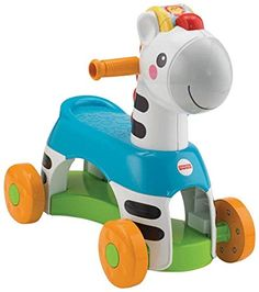 Fisher-Price Rollin' Tunes Zebra Baby Toy ** Details can be found at