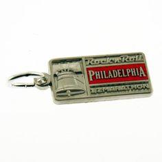 "Philadelphia Tour Stop Charm commemorates your run in ""America's Birthplace"""