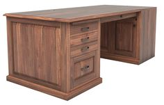 Woodley Brothers Furniture -  Coal Creek Home Office 36 Partners Return