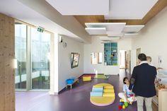 Galería de Guardería D3 / Gayet-Roger Architects - 16