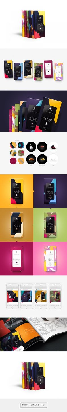 Moncloa Chocolates         on          Packaging of the World - Creative Package Design Gallery - created via https://pinthemall.net