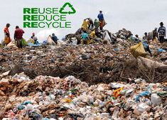 #WasteDisposal is increasing at a rapid speed which harms the #Environment. Use the simple rule of Reuse, Reduce, Recycle for the betterment of our future.