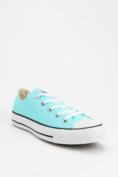 Converse Chuck Taylor All Star Low Sneaker. Tiffany blue for engagement photoshoot! (: