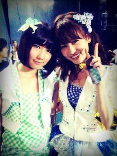Dhike JKT48 & Atsuko Maeda