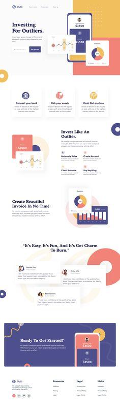 Web Design Tips, Web Design Trends, Blog Design, Ux Design, Layout Design, Graphic Design, Design Your Own Website, Website Designs, Website Ideas