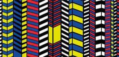 camille-walala Textile Patterns, Color Patterns, Print Patterns, Textiles, Camille Walala, Graphic Prints, Graphic Design, Arty Fashion, Memphis Design
