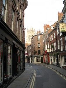 York, UK  Loved this old city and it's magnificent cathedrals!