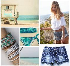 Zubb Summer Style...Get Inspired 1 via Zubb. Click on the image to see more!