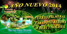 Para el recibimiento del Año Nuevo 2014 considera viajar a Tarapoto, una ciudad del nororiente del Perú en el departamento de San Martín. En este destino hemos programado un tour especial de 4 días y 3 noches que incluye excursiones a los parajes más impresionantes de nuestra Amazonía.