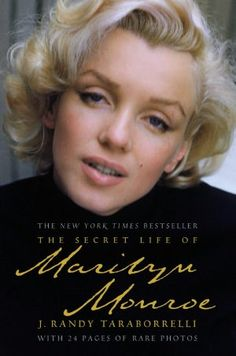 The Secret Life of Marilyn Monroe  as far as I have learned this is the most accurate book of Marilyn's real life, not what people imagined or thought up or told stories about but what actually happened. She is far more relatable then most people would imagine. This is by far one of my favorite books I have ever read in my life and although it's long ITS SO WORTH IT!