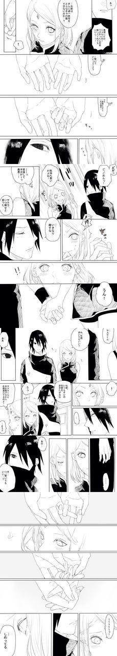 Immagine di sasuke, sakura, and sasuke uchiha