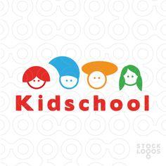 K - KidSchool   StockLogos.com