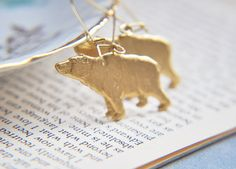 Inspired by the stars above, these beautiful sturdy brass bears remind me of the constellation, The Great Bear, known as Ursa Major, or by the more